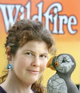 Sarah Beck Wildfire Pottery