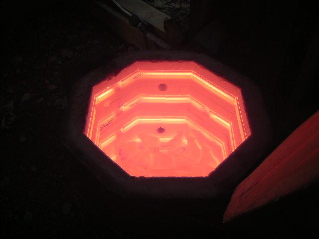 Glowing Kiln